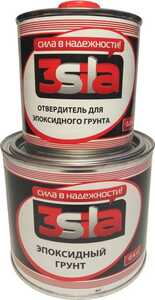 3Sila эроксидный грунт 400 г