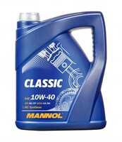 Mannol classic 10W-40 полусинтетическое моторное масло 5 л