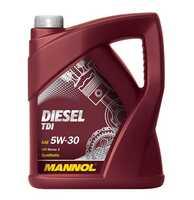 MANNOL Diesel TDI 5W-30 5 л
