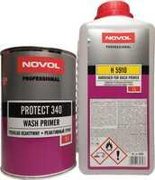 Novol Protect 340 реактивный грунт + H5910 отвердитель