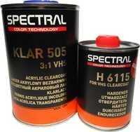 Novol SPECTRAL KLAR 505 3:1 VHS акриловый лак + отвердитель