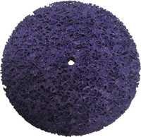 Polystar круг зачисний жорсткий 125 мм пiд дриль
