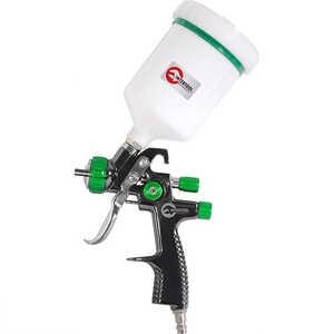 Intertool PT-0132 LVLP GREEN NEW Профессиональный краскораспылитель 1,3 мм
