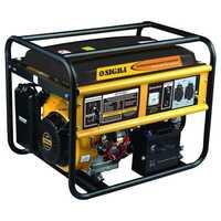 Sigma генератор газ/бензин 5 кВт/5.5 кВт 4-х тактный