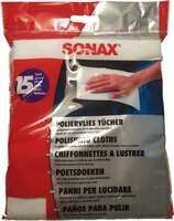 Sonax салфетки для полировки 15 шт
