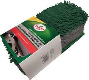 Turtle Wax губка из микрофибры для мытья и полирования автомобиля