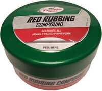 Turtle Wax Red Rubbing Compound тонкоабразивная полировальная паста